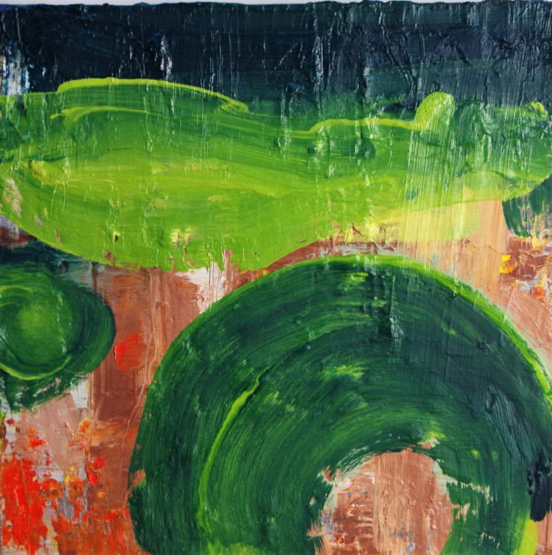 Aperture - field stone sky Donna Brewins-Cook 2016