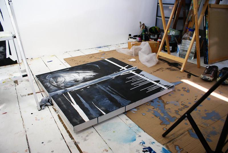 Works in Progress - Studio Donna Brewins-Cook 2018